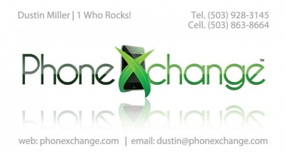PhoneXChange / Business Card
