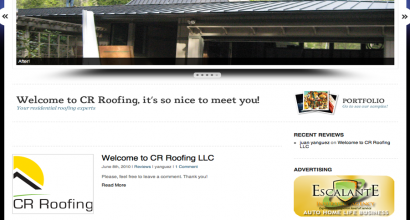 CR Roofing Pro